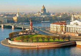 САНКТ ПЕТЕРБУРГ -  КОРОНАТА НА РУСИЯ - 01.08.20 - 05.08.20